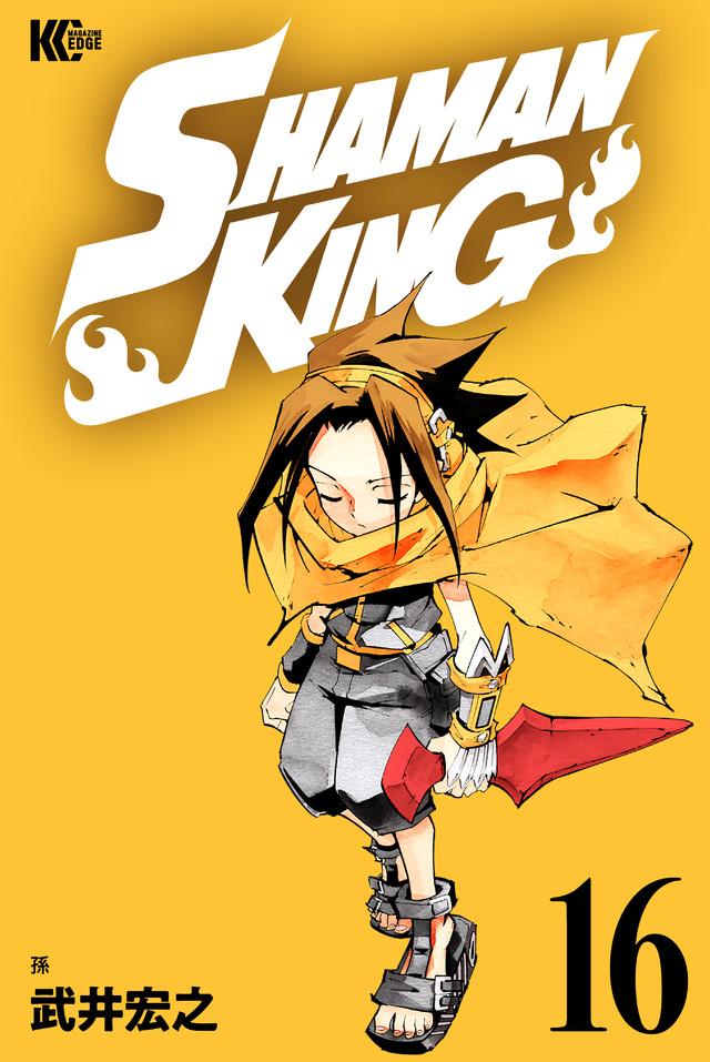 SHAMAN KING KC完結版(16)