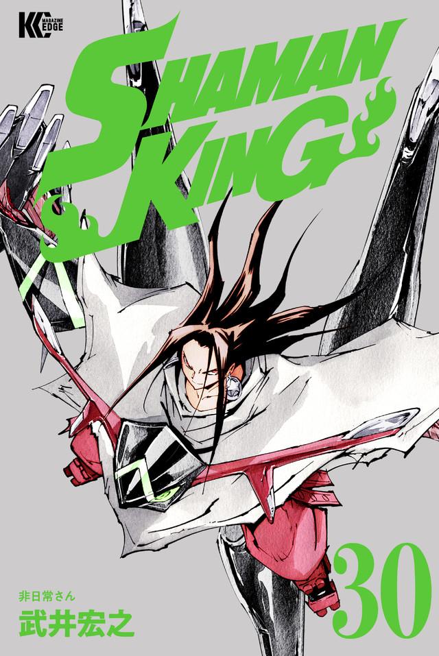 SHAMAN KING KC完結版(30)