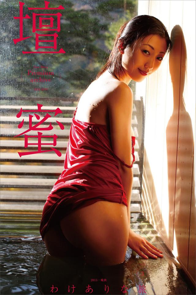壇蜜 わけありな旅vol.3 2011-2019 Premium archive デジタル写真集