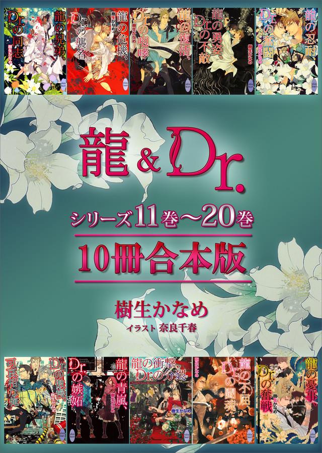 龍&Dr.シリーズ11巻~20巻 10冊合本版