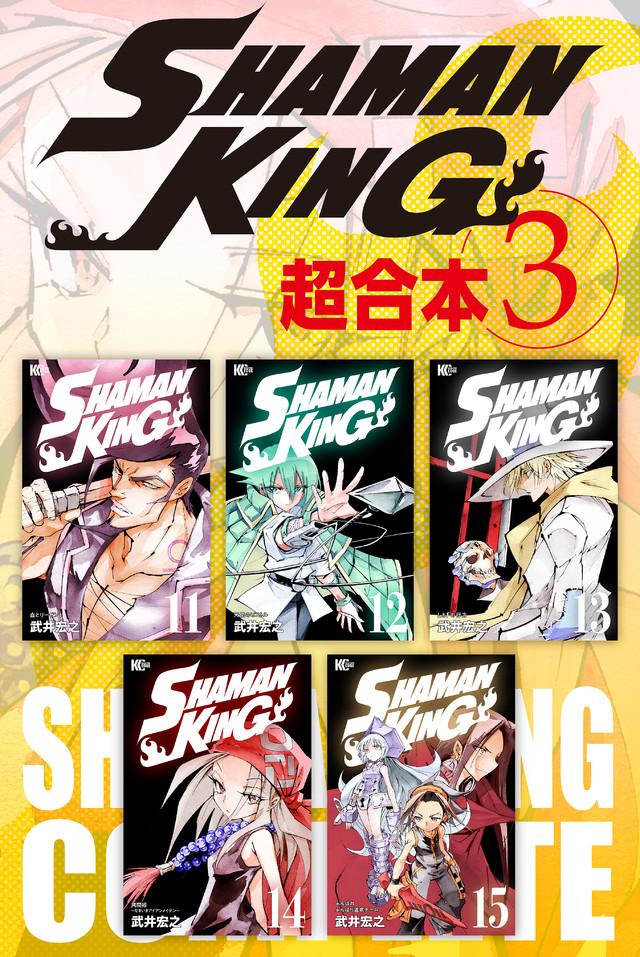 SHAMAN KING 超合本版(3)