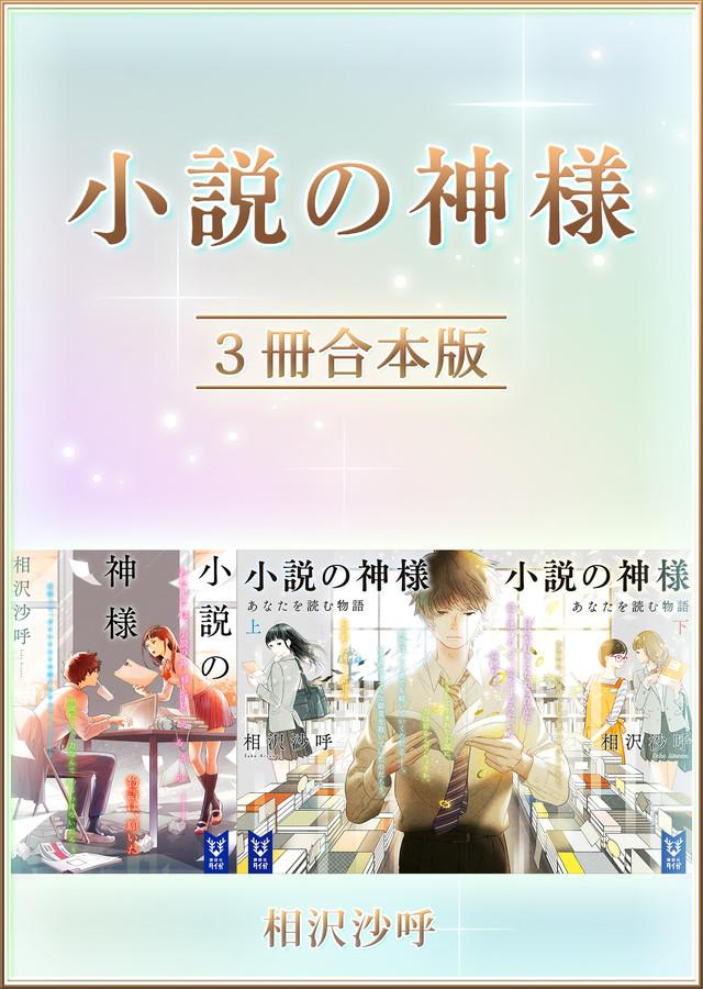 小説の神様 3冊合本版