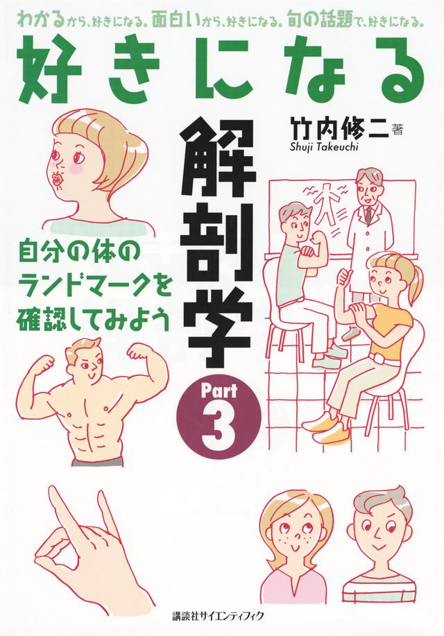 好きになる解剖学 Part3