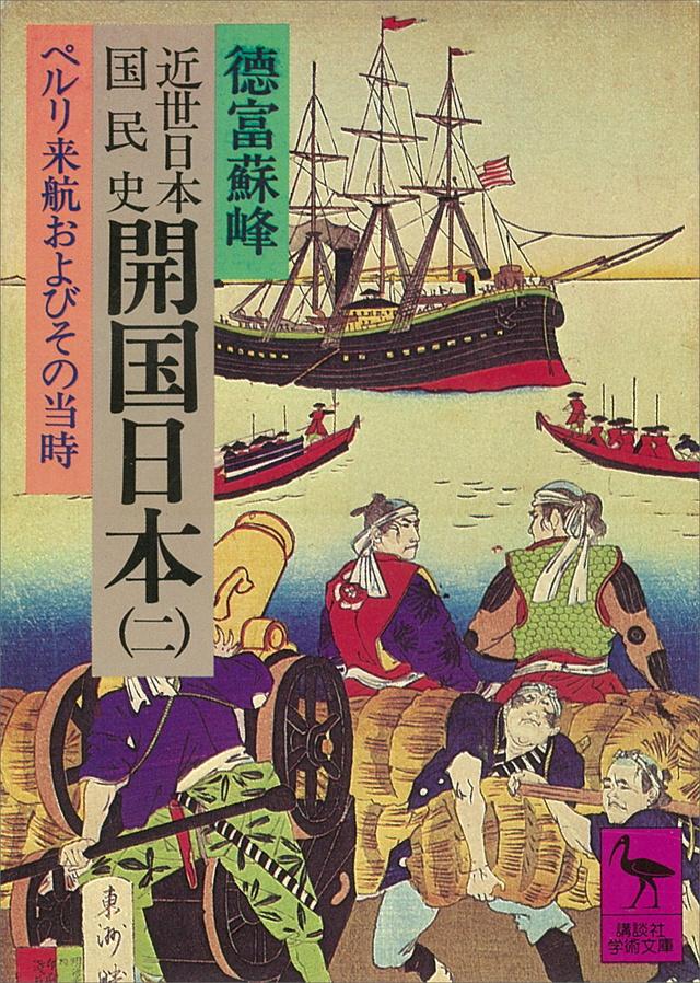 近世日本国民史 開国日本(2)