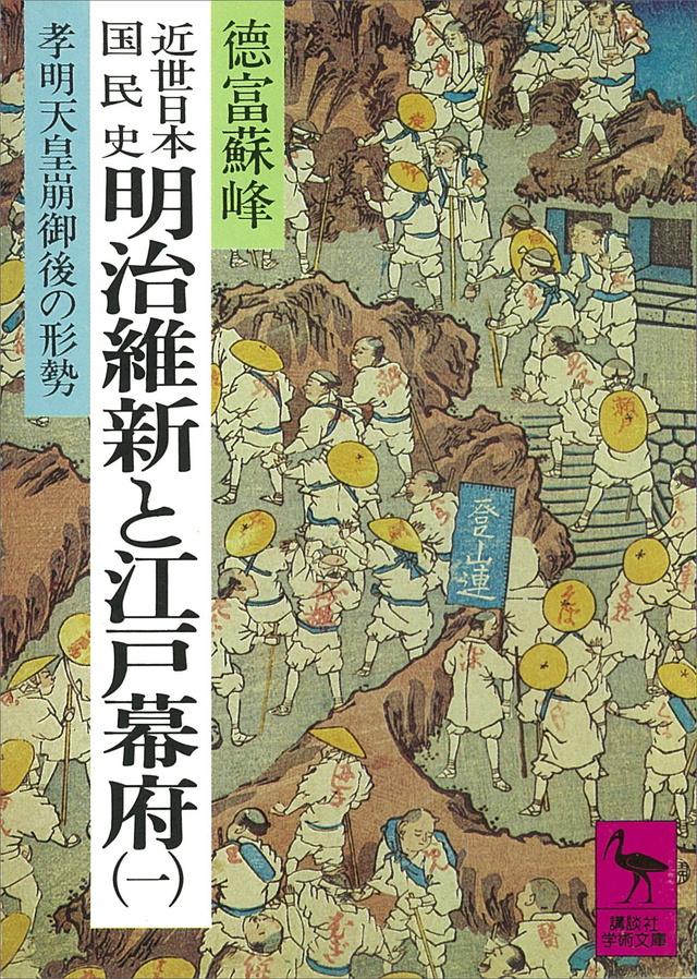 近世日本国民史 明治維新と江戸幕府(1)