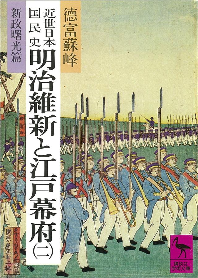 近世日本国民史 明治維新と江戸幕府(2)