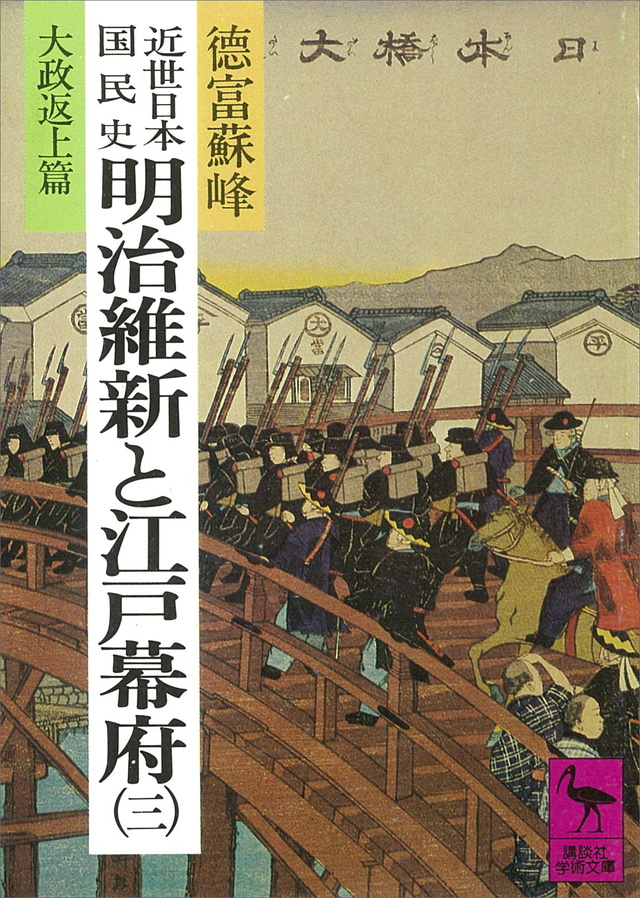 近世日本国民史 明治維新と江戸幕府(3)