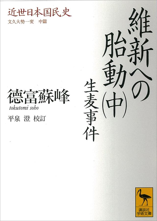 近世日本国民史 維新への胎動(中)生麦事件