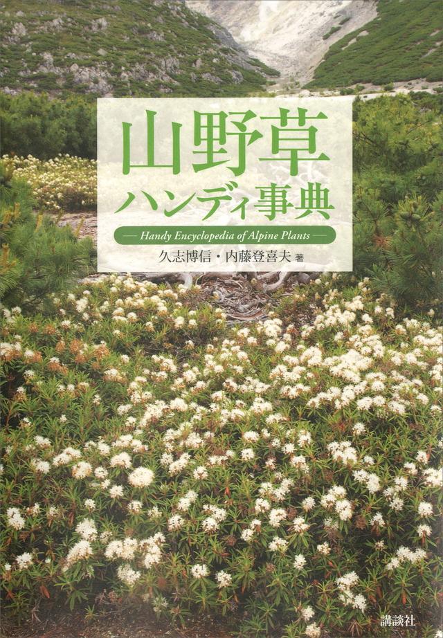 山野草ハンディ事典