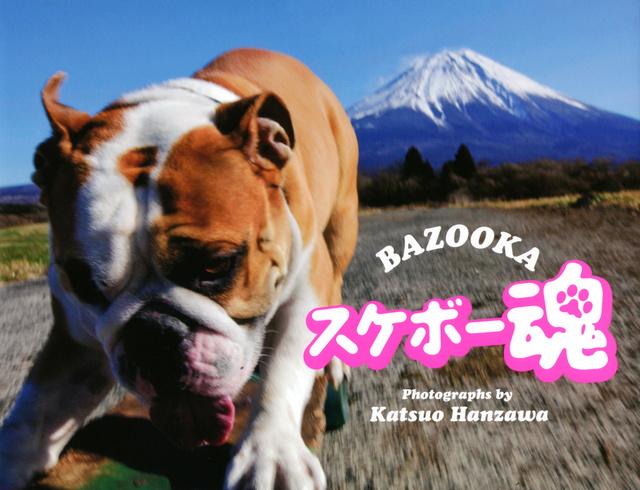 BAZOOKA  スケボー魂