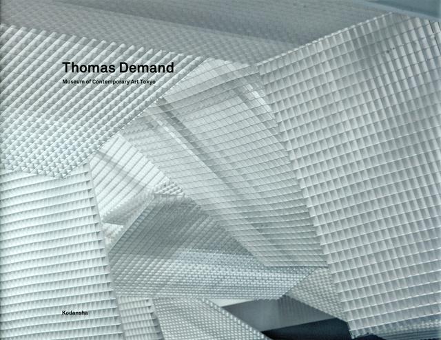 Thomas Demand  Museum of Contemporary Art Tokyo