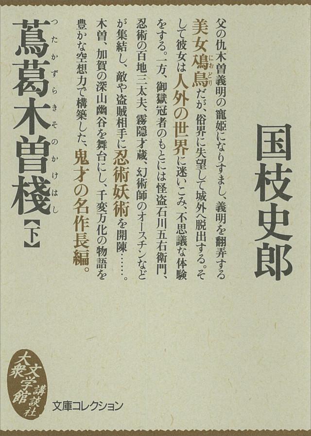 蔦木曽棧(下)