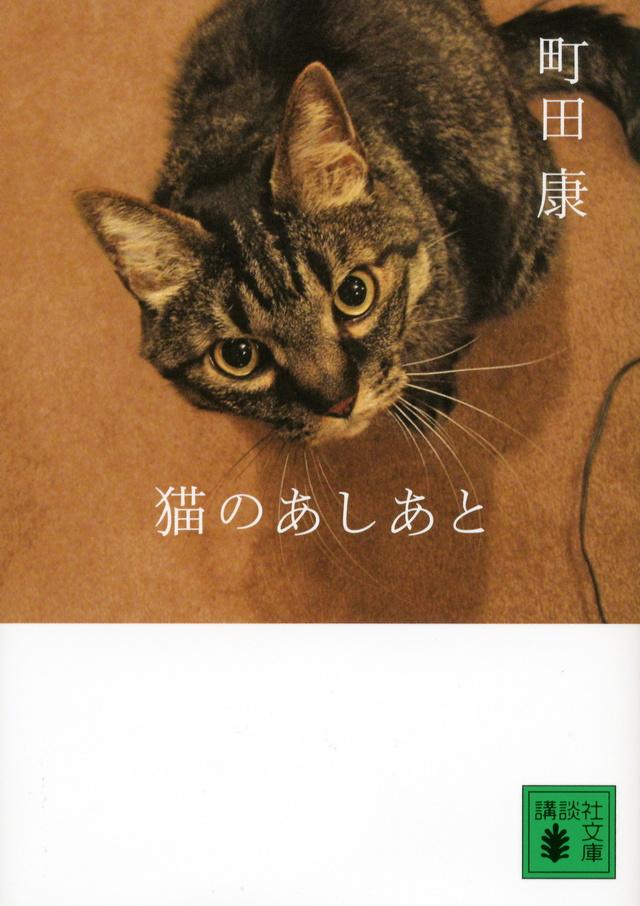 猫のあしあと