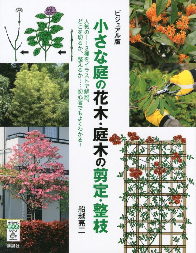 ビジュアル版 小さな庭の花木・庭木の剪定・整枝