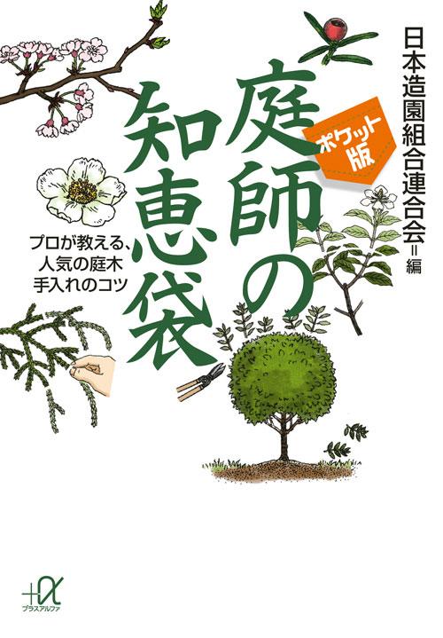 庭師の知恵袋 プロが教える、人気の庭木手入れのコツ