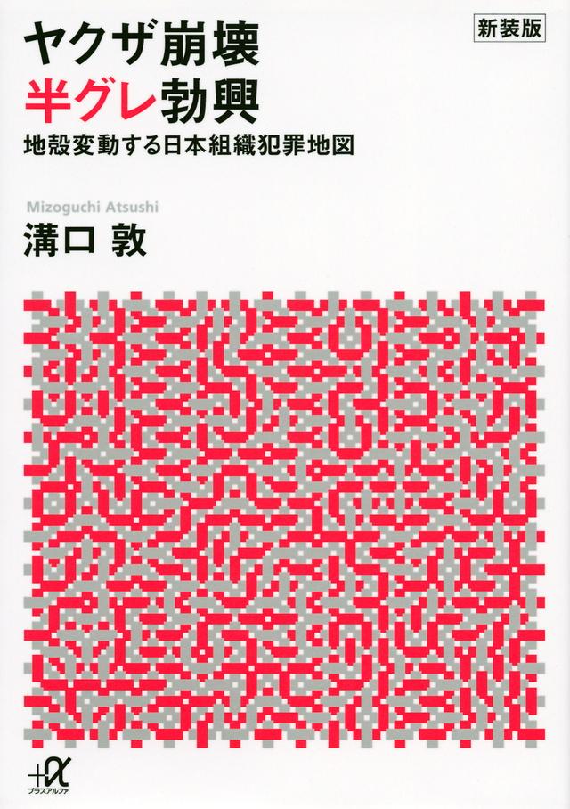 ヤクザ崩壊 半グレ勃興 地殻変動する日本組織犯罪地図
