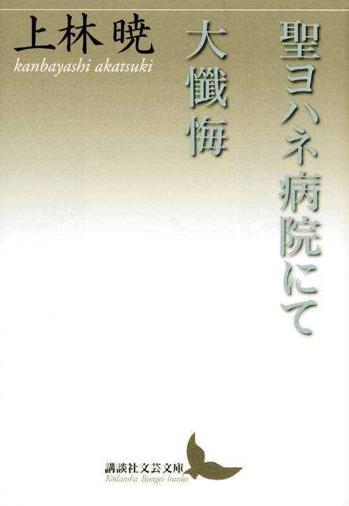 『聖ヨハネ病院にて・大懺悔』書影