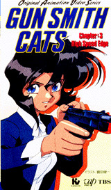 GUN SMITH CATS 3(講談社版)