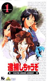 TVアニメ-ション・シリ-ズ 逮捕しちゃうぞ(1)(VHS)