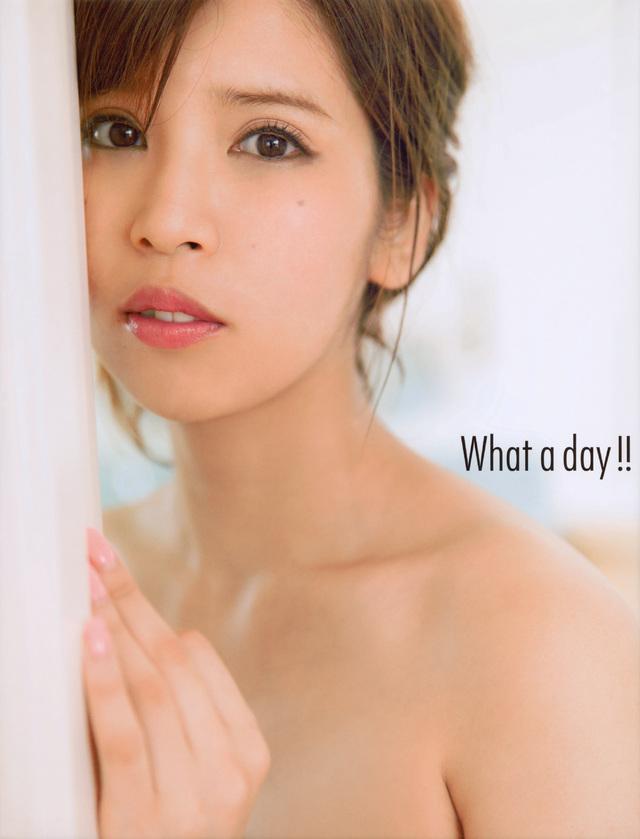 坂口杏里改めANRI写真集『What a day !!』