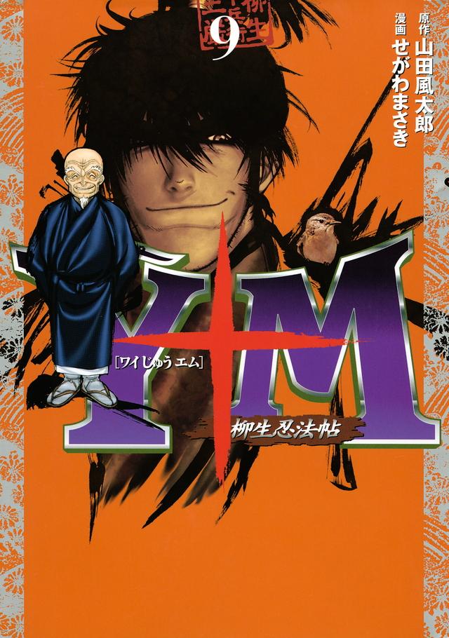 Y十M(ワイじゅうエム)~柳生忍法帖~(9)
