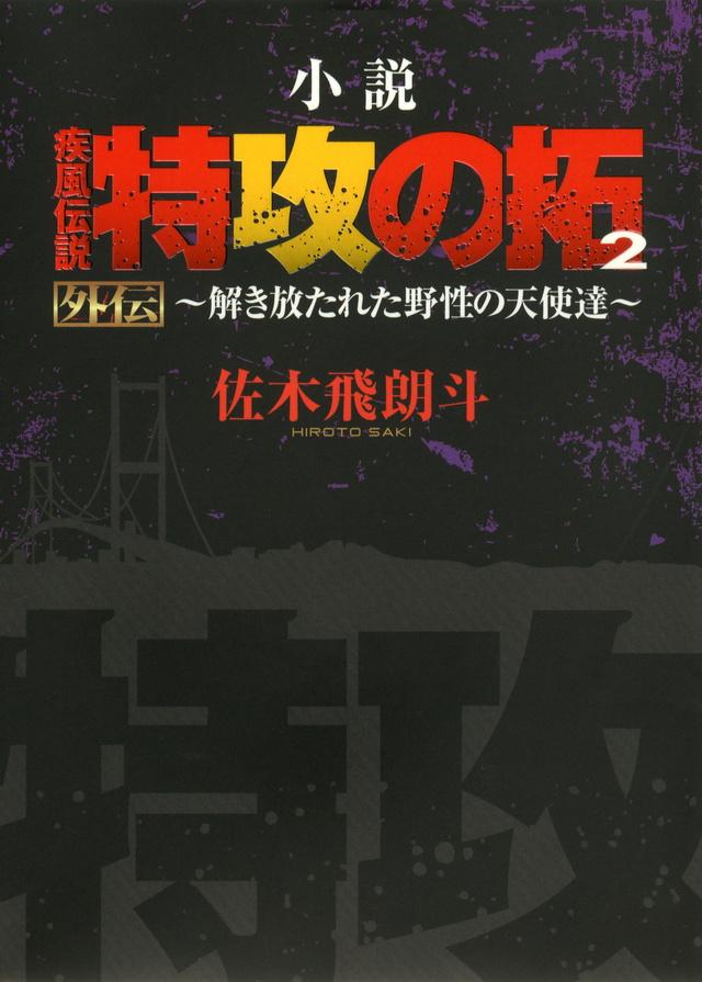 小説 疾風伝説 特攻の拓2 外伝~解き放たれた野性の天使達~