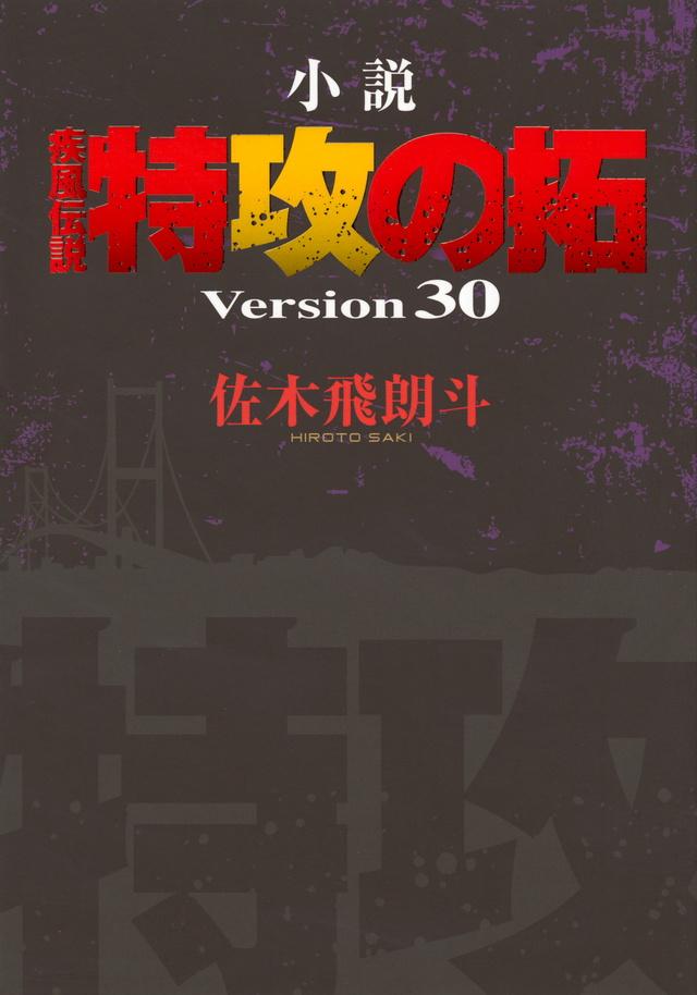 小説 疾風伝説 特攻の拓 Version30