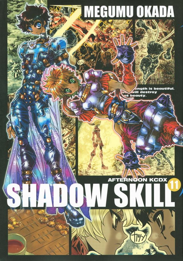 SHADOW SKILL(11)<完>
