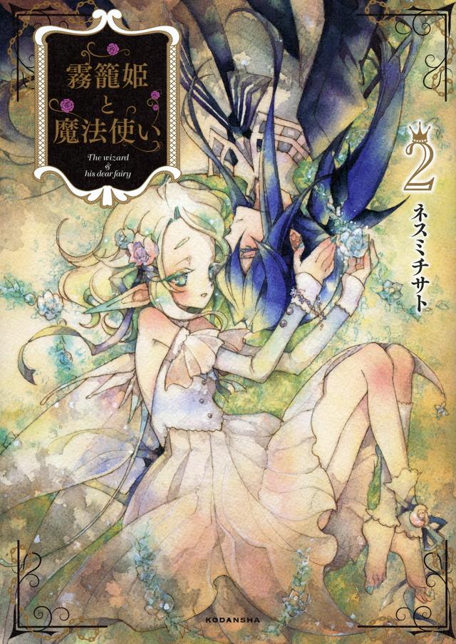 霧籠姫と魔法使い(2)<完>