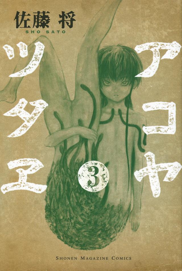 アコヤツタヱ(3)<完>