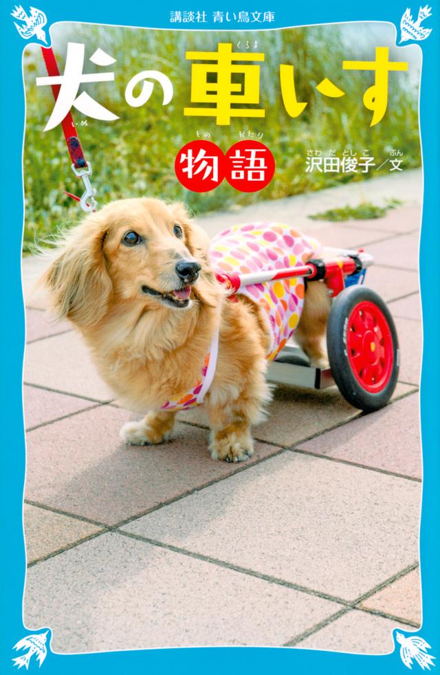 犬の車いす物語