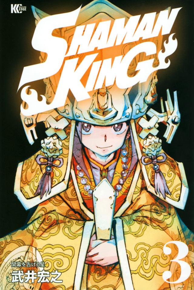 SHAMAN KING(3)