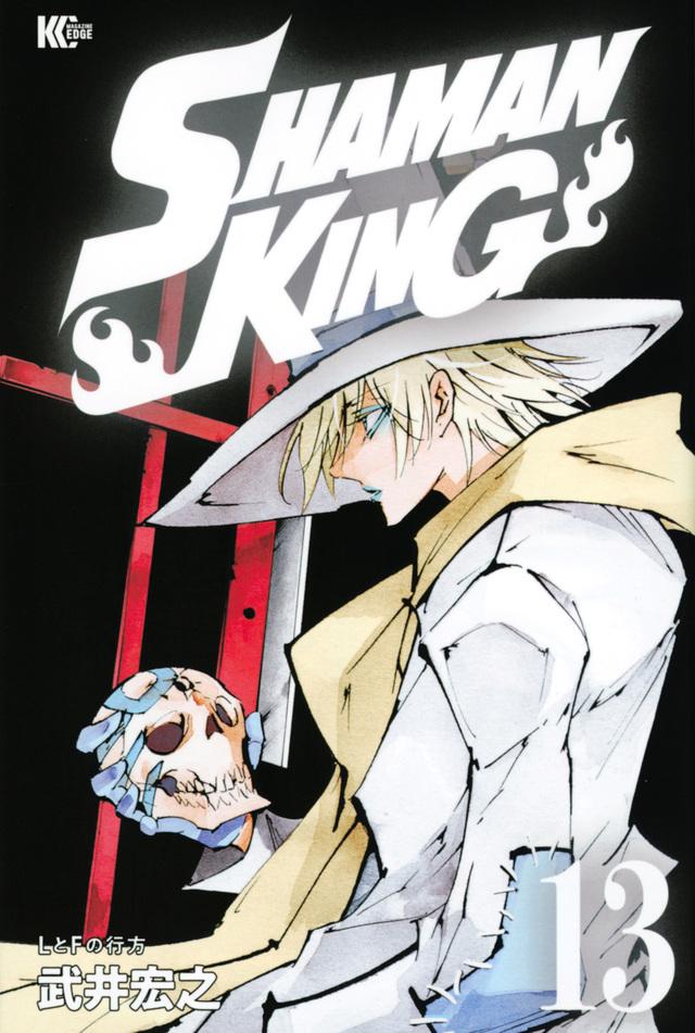 SHAMAN KING(13)