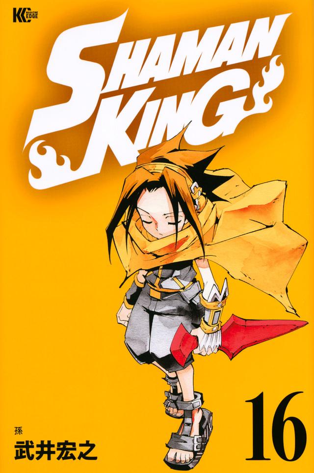 SHAMAN KING(16)
