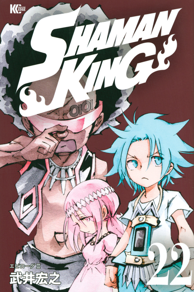 SHAMAN KING(22)