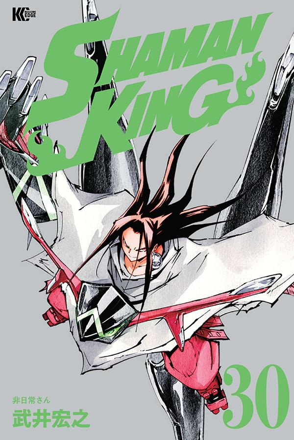 SHAMAN KING(30)