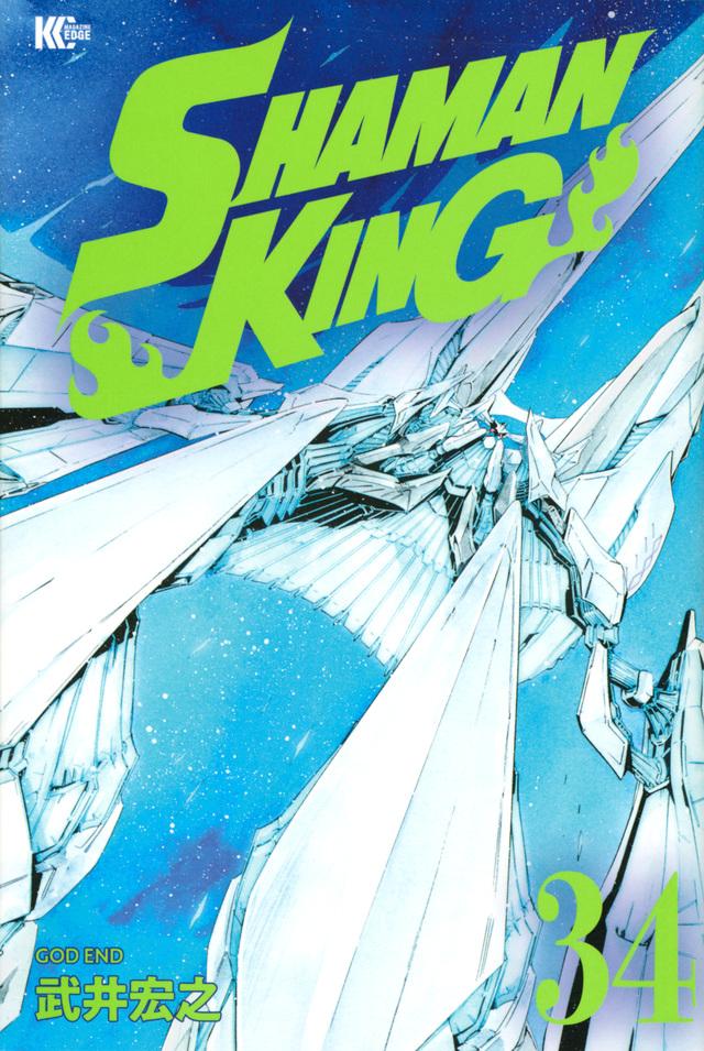 SHAMAN KING(34)