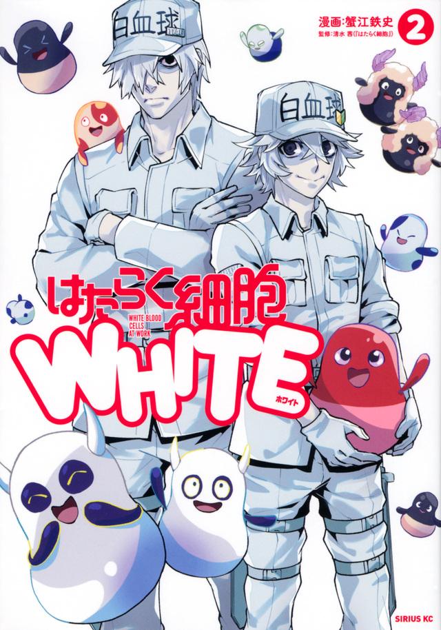 はたらく細胞WHITE